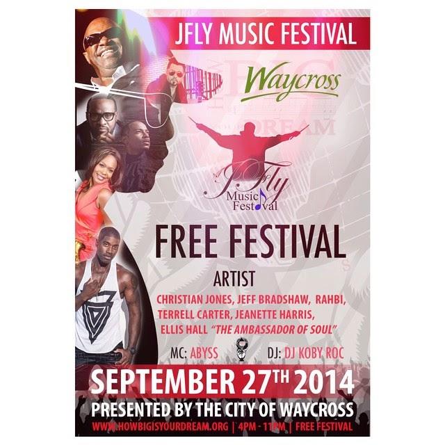 2014 JFLY MUSIC FESTIVAL