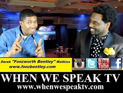 Fonzworth Bentley Interview
